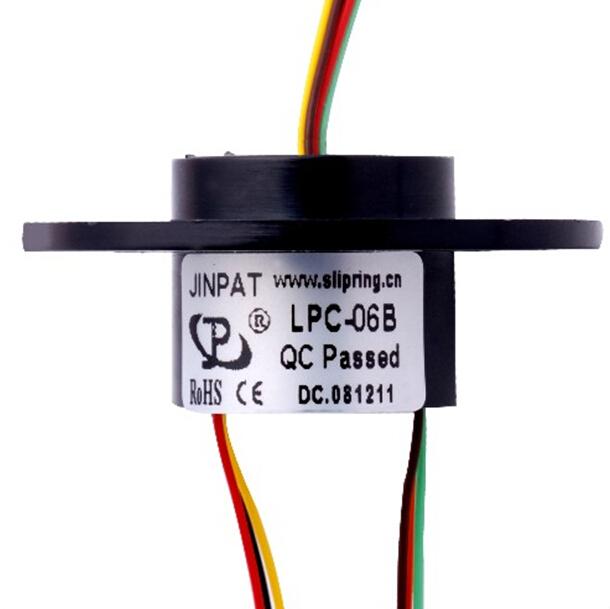 LPC-06B Capsule Slip Ring