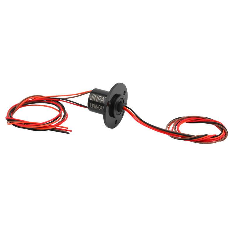 LPM-04A  Miniature Capsule Slip Rings