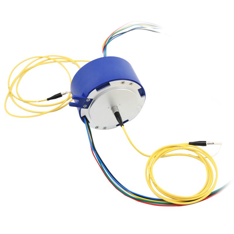 SPT050-104-0610-Through-bore Slip Rings