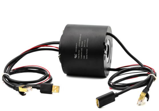 Ethernet Slip Ring-LPT025-0202-E3-U2