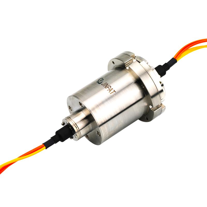 LPFO-07B fiber optic rotary joints