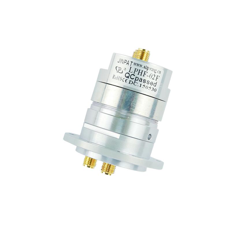 LPHF-02F Hign Frequency slip ring