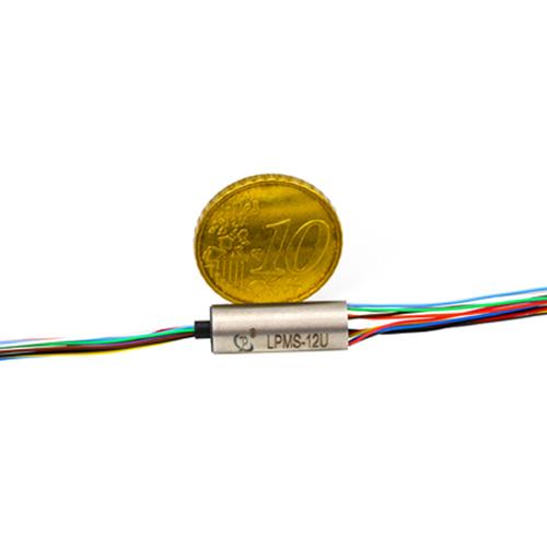 LPMS-12U small slip ring