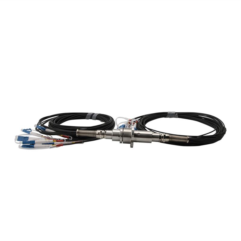 LPFO-04N-A fiber optic rotary joints